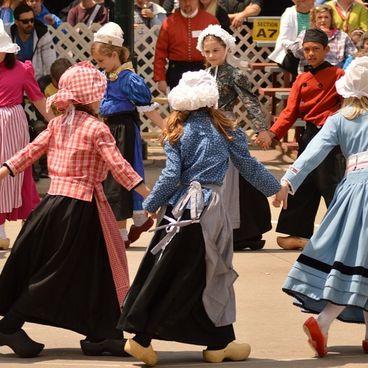 Danse i kreds